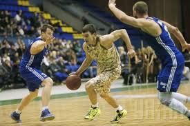 Уличный баскетбол появился в России