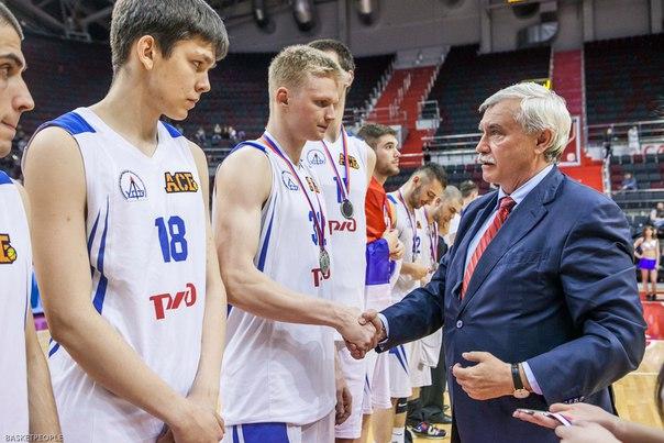 Георгий Полтавченко: «Баскетбол – очень интеллектуальный вид спорта, поэтому у нас его любят»