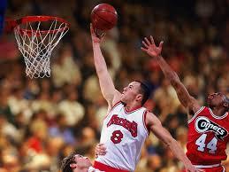 Баскетбол – игра для мальчишек