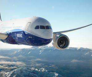 Заказать BBJ 787 для перелета на баскетбольный матч